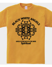 BLACK WHITE ANGELS C