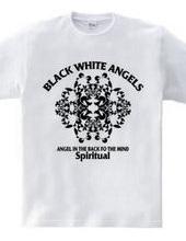 BLACK WHITE ANGELS C
