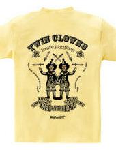 Twin Clowns