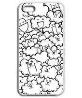 Fluffy s iphone case