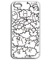 ふわふわ iphone ケース