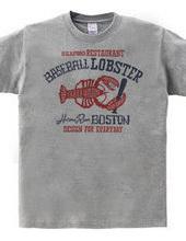 Boston baseball lobster
