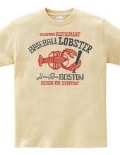 ボストン ベースボール ロブスター