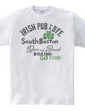 Boston Irish pub [both sides]