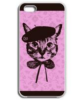 ベレー猫 Pink