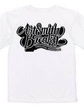 ASB calligraphy logo 3D