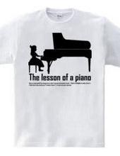 ピアノのお稽古