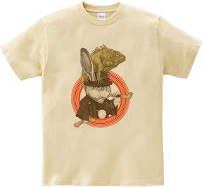 不思議の国のウサギ
