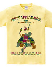 Nifty appearance