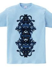 スピリチュアルデザイン2013110202 Blue