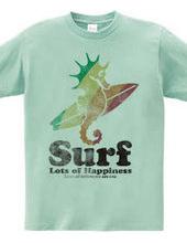 Surf Sea Horse