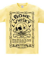 Bone whisky