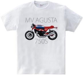 MV AGUSTA 750S デザイン02