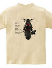 Harley‐Davidson★VRSCDX ナイトロッド/両面デザイン
