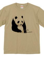 panda (white and gray)