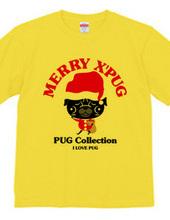 クリスマスパグ メリークリスパグ!