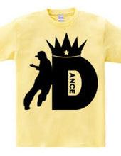 DANCE LOGO (dancer boy)