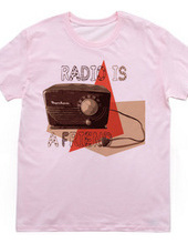 Vintage GOODS  radio series Radio is a f