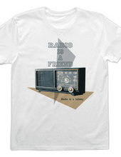 ビンテージGOODS★ラジオ編:Radio is a friend./type: