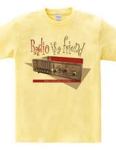 ビンテージGOODS★ラジオ編:Radio is a friend./type: