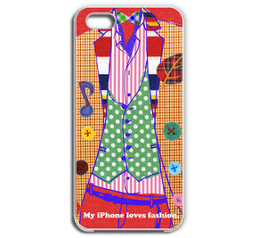 My iPhone loves fashion.