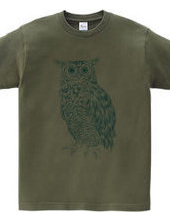 OWL (white and gray)