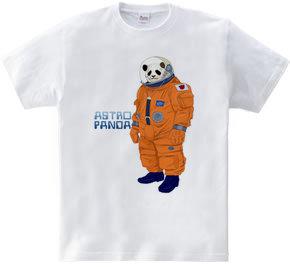 astropanda orange
