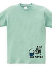 柔道 イカとパンダ