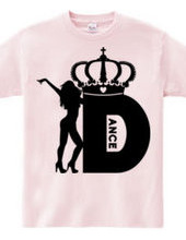 DANCE LOGO (dancer girl)