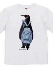 どこ行こうかな?「ペンギンリュック」- 2