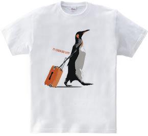 行ってきま~す!「ペンギンキャリー」- 1