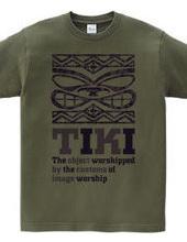 ハワイの守り神 Hawaiian TIKI_C「Purple」