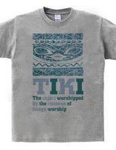 ハワイの守り神 Hawaiian TIKI_D「Green」