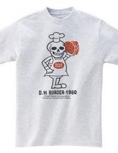 骸骨シェフ&ハンバーガー