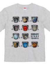 SIMULATE SPACE TRAVEL