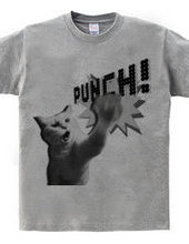 Cat punch!