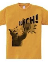 猫パンチ! (color)