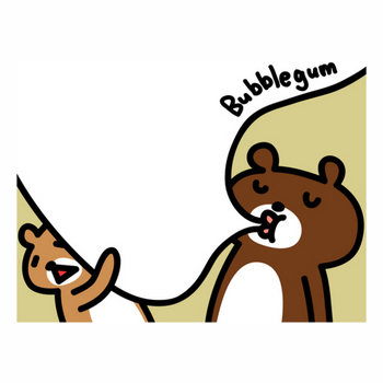 BEAR & BUBBLEGUM