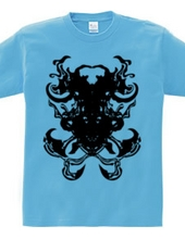 スピリチュアルデザイン201402020101 Black