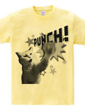 猫パンチ! スター (color)