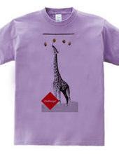 Animal series  giraffe A challenge