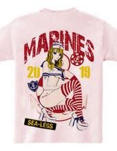 Vintage Sailor Girl Playsuit