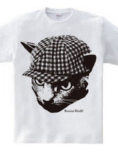 cool hat cat TYPE A