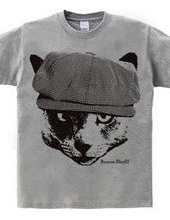 cool hat cat TYPE B