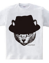 cool hat cat TYPE C