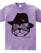 cool hat cat TYPE F