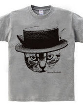 cool hat cat TYPE H
