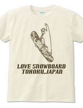 LOVE TOHOKU