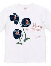 bloom forever.