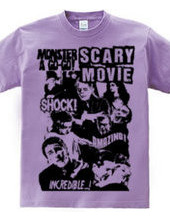 MONSTER A GO-GO! SCARY MOVIE
